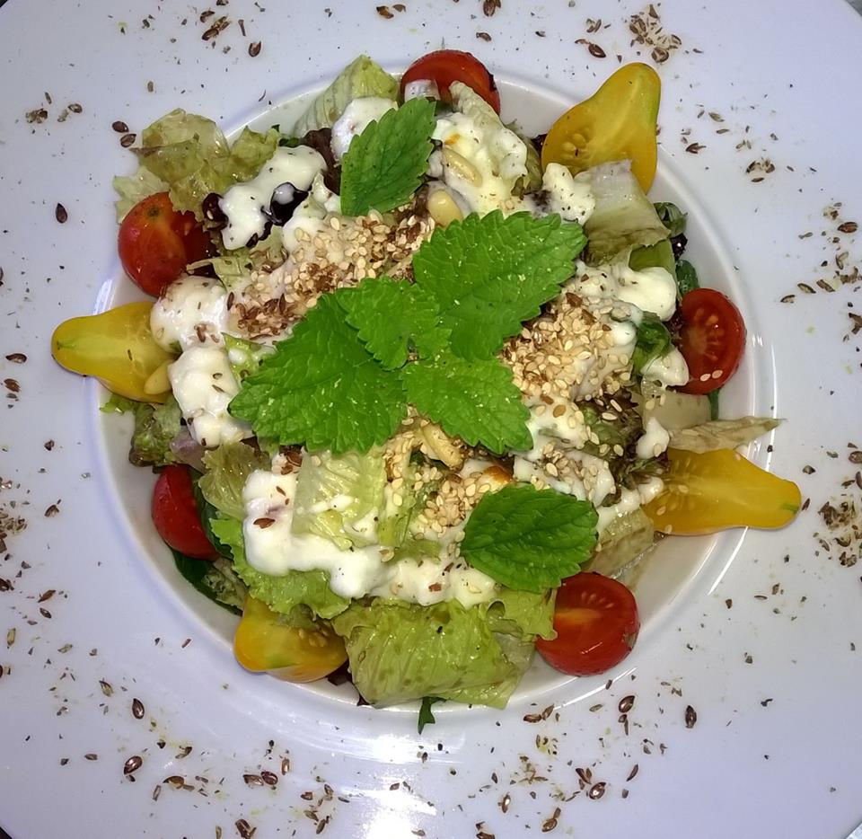 Evdemon salad