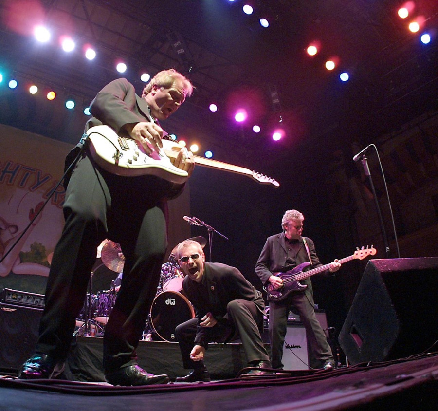 Dr. Feelgood at the Corfu Blues & Rock Festival 2016